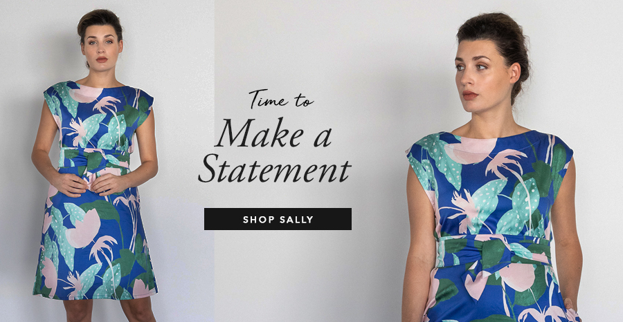Make a statement shop Sally dress